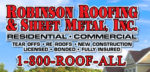 Robinson Roofing & Sheet Metal, Inc.